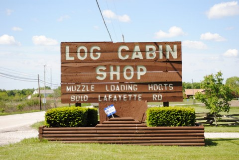 Log Cabin Shop