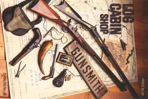 Muzzle Loading Firearms & Kits