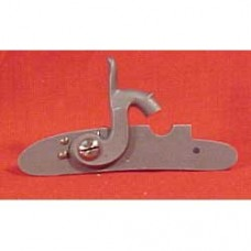 LATE STYLE SILER PERCUSSION LOCK, RIGHT HAND