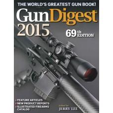 GUN DIGEST 2015  (CURRENT EDITION)