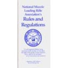 NMLRA RANGE RULES & REGULATIONS