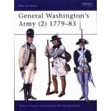 GENERAL WASHINGTON'S ARMY 1775-78 #2