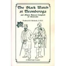 BLACK WATCH AT TICONDEROGA