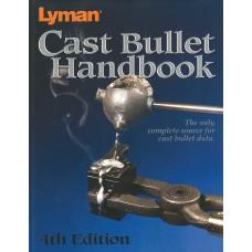 LYMAN CAST BULLET HANDBOOK