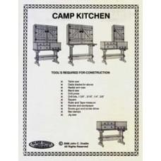 CAMP KITCHEN PATTERN