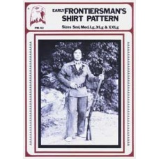 EARLY FRONTIERSMAN'S SHIRT PATTERN