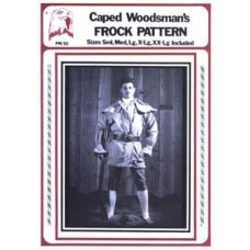 CAPED WOODSMAN'S FROCK PATTERN