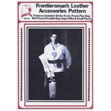 FRONTIERSMAN'S LEATHER ACCESSORIES PATTERN