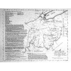 MAP OF OHIO, 1790
