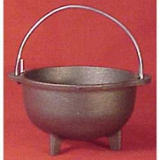 COUNTRY KETTLE / LEAD POT