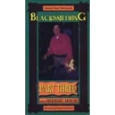 BASIC BLACKSMITHING, PART 3