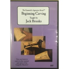 BEGINNING CARVING with JACK BROOKS