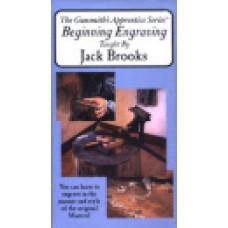 BEGINNING ENGRAVING with JACK BROOKS