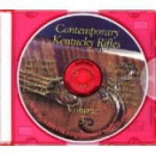 CONTEMPORARY KENTUCKY RIFLES, VOLUME 3