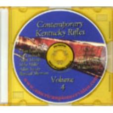 CONTEMPORARY KENTUCKY RIFLES, VOLUME 4