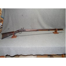 J. KIRKLIN 54 CALIBER EARLY HAWKEN FLINTLOCK MOUNTAIN RIFLE