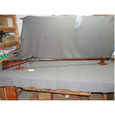 ANTIQUE 20 GAUGE FLINTLOCK SMOOTHBORE FOWLER WITH BIRMINGHAM PROOFS.