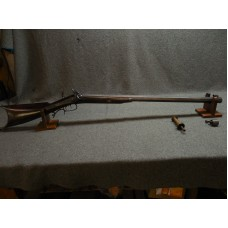.455 CALIBER NELSON LEWIS PICKET RIFLE