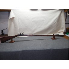 CUSTOM MADE 50 CALIBER FLINTLOCK RIFLE BY JOHN COOK